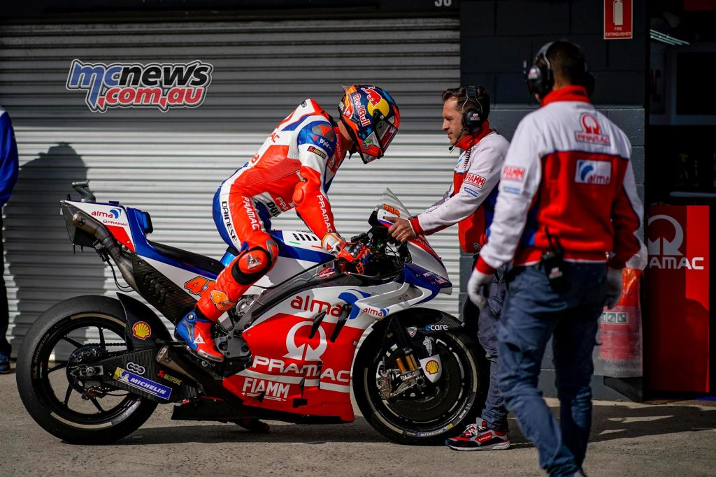 MotoGP Australia FP Jack Miller