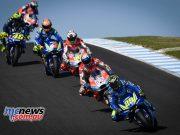 MotoGP Australia Iannone Dovi Bautista Rins Rossi Miller