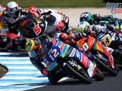 MotoGP Phillip Island Moto Bezzecchi GP AN Cover
