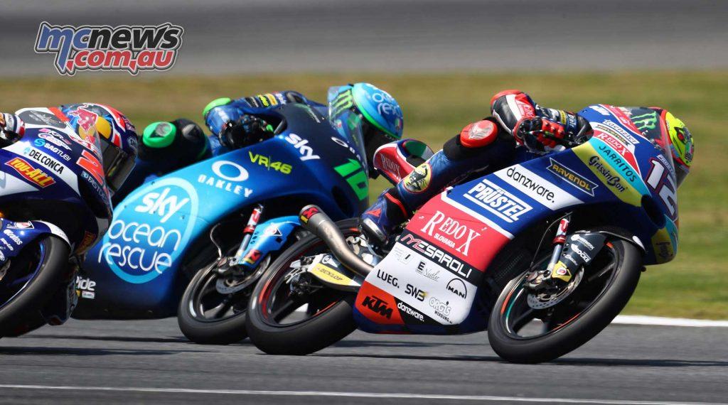 MotoGP Rnd Thailand Bezzecchi GP AN