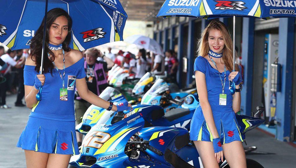 MotoGP Rnd Thailand Girls GP AN Cover