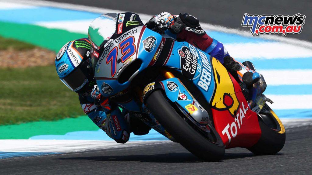 MotoGP Rnd Thailand MarquezA GP AN
