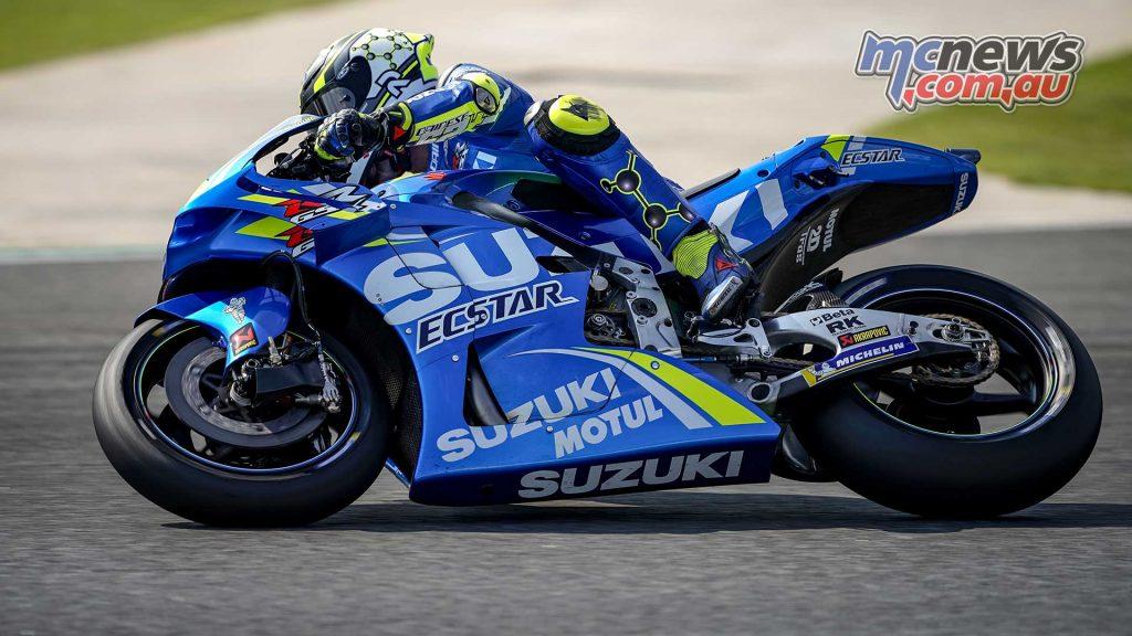 MotoGP Thailand QP Andrea Iannone