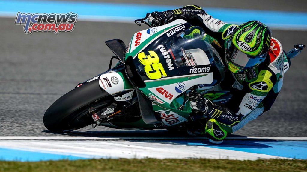 MotoGP Thailand QP Cal Crutchlow