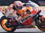 MotoGP Thailand QP Marc Marquez