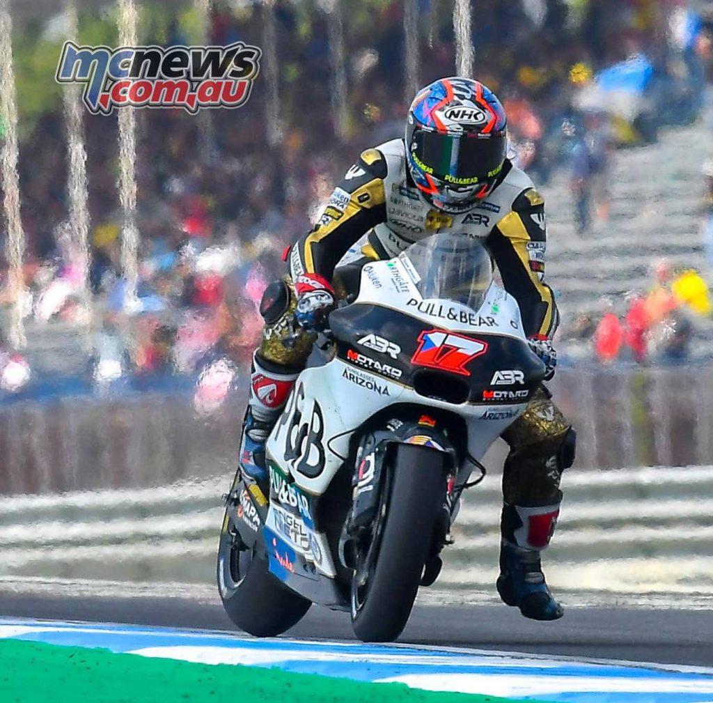MotogGP Rnd Thailand Abraham