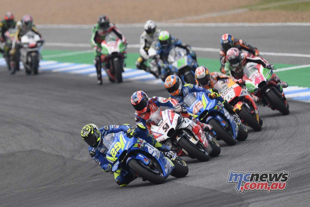 MotogGP Rnd Thailand Iannone