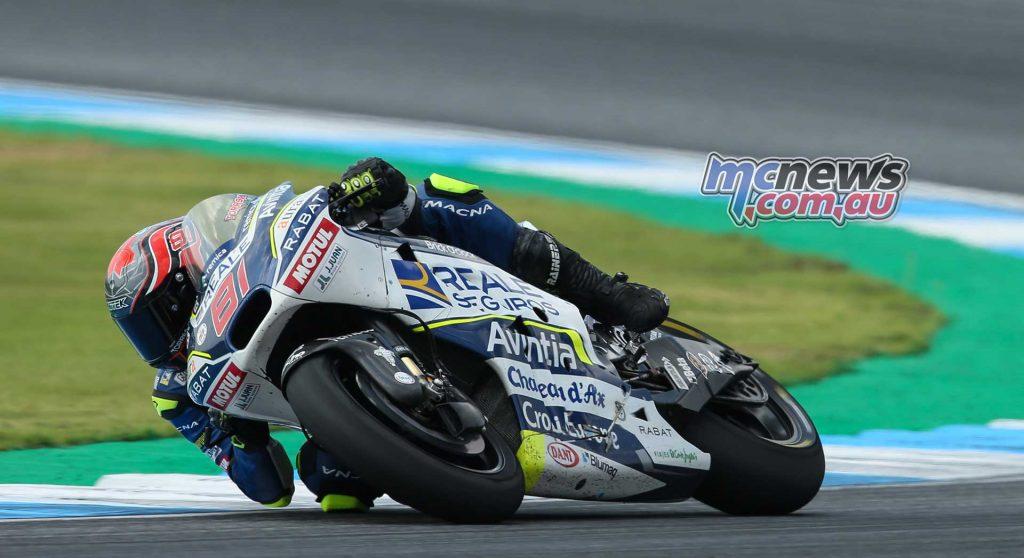 MotogGP Rnd Thailand Jordi Torres
