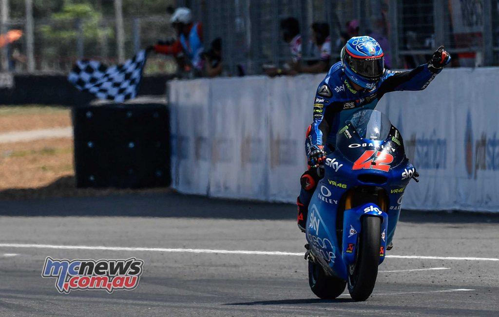 MotogGP Rnd Thailand Moto Francesco Bagnaia
