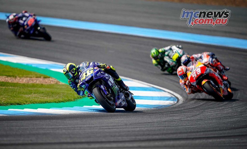 MotogGP Rnd Thailand Rossi