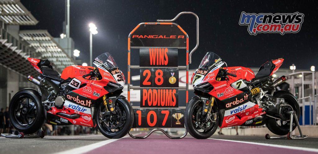 WSBK Final Ducati Panigale R