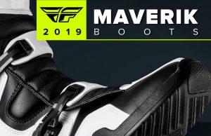 Fly Racing MAVERIK Boots