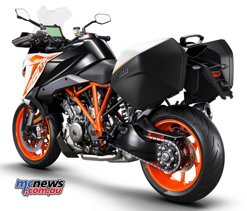 KTM Super Duke GT