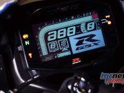 Suzuki GSX RR Dash