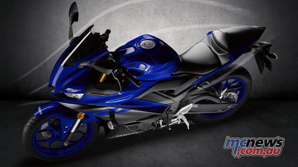 Yamaha YZF R