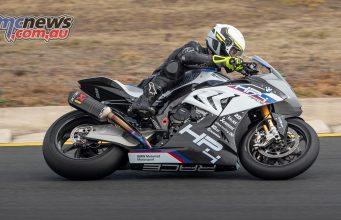BMW HP Race Mark Willis