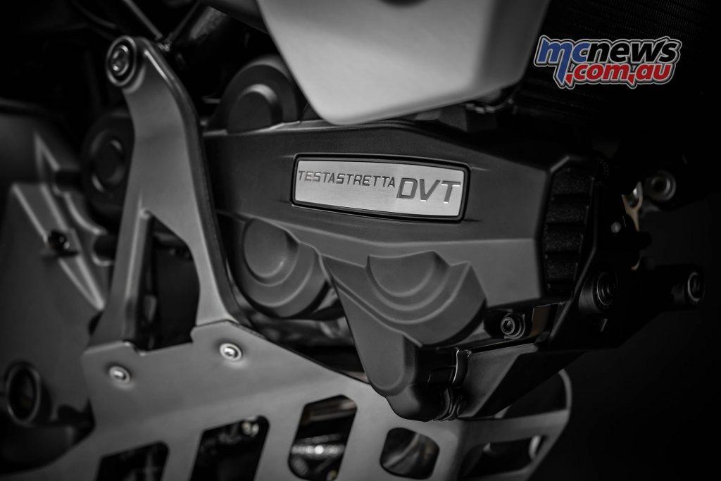Ducati Multistrada Enduro Dash DVT