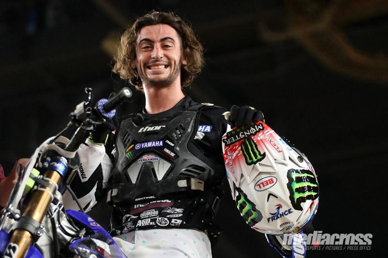 Dylan Ferrandis Marseille Supercross