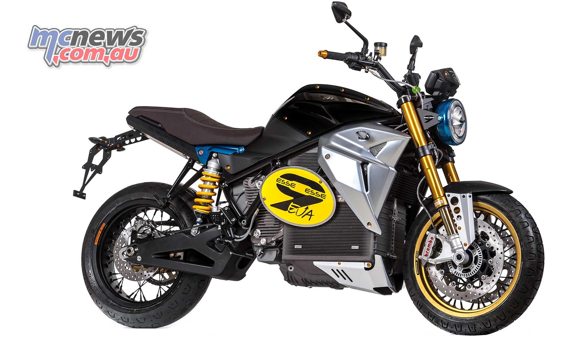 Energica reveal 2019 E-motorcycle range | MCNews.com.au
