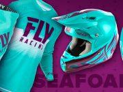 Fly Racing Lite Hydrogen Racewear SEAFOAM FLY F