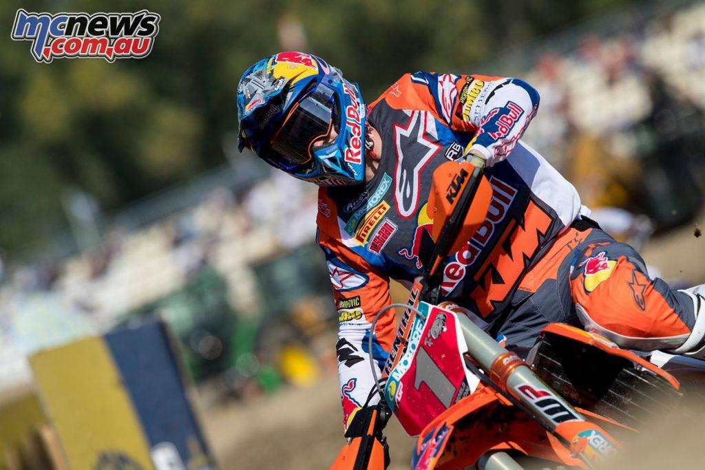 MXGP Rnd Italy Jeffrey Herlings RA