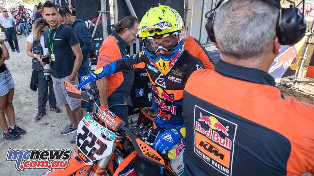 MXGP Rnd Italy Tony Cairoli RA