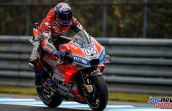 MotoGP Japan Fri Dovizioso F