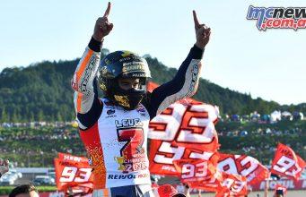 MotoGP Japan Motegi Marquez