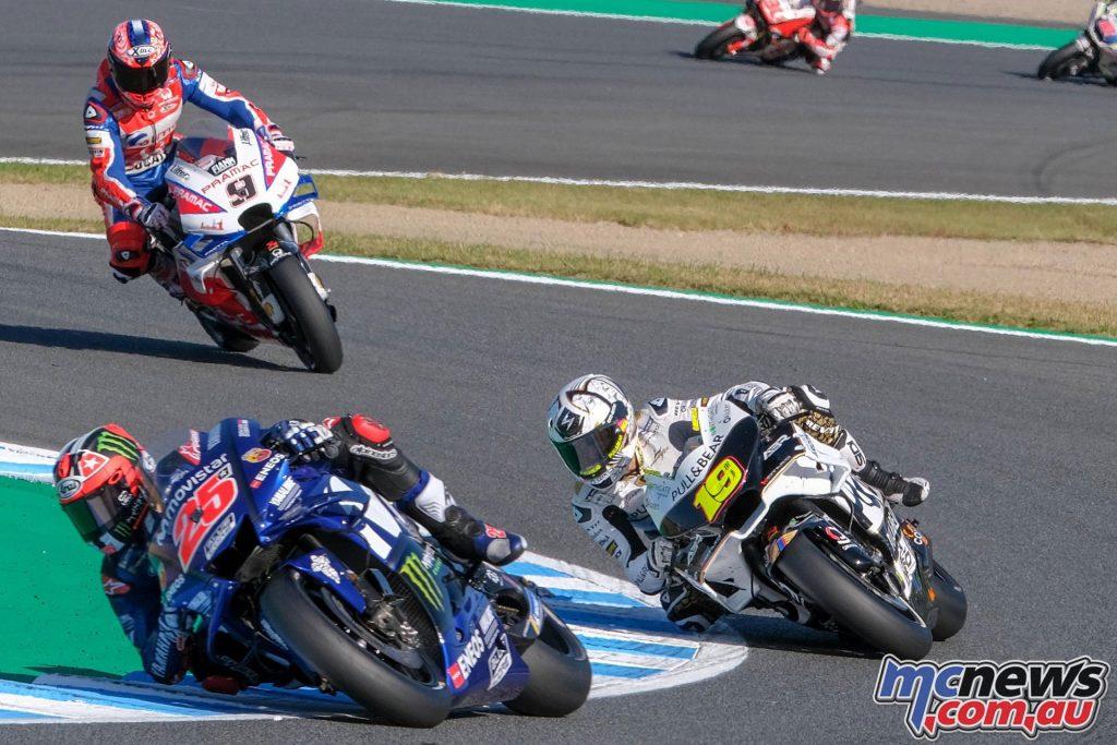 MotoGP Japan Motegi Sun Álvaro Bautista