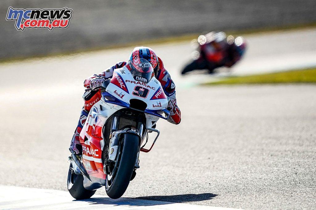 MotoGP Japan Motegi Sun Danilo Petrucci