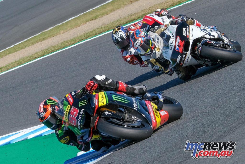 MotoGP Japan Motegi Sun Hafizh Syahrin