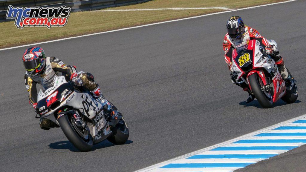 MotoGP Japan Motegi Sun Karel Abraham