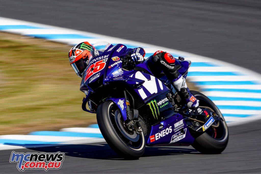 MotoGP Japan Motegi Sun Maverick Vinales