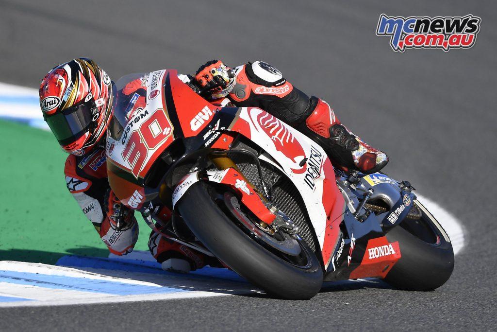 MotoGP Japan Motegi Sun Takaaki Nakagami