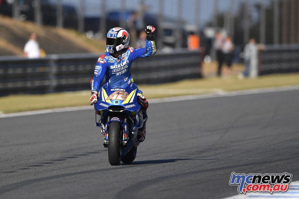 MotoGP Japan Sun Alex Rins