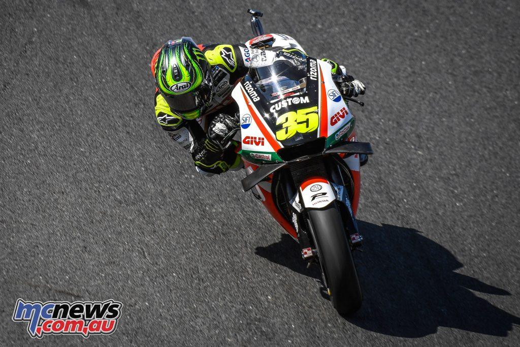 MotoGP Japan Sun Cal Crutchlow