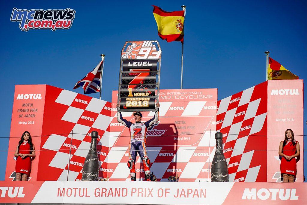 MotoGP Japan Sun Marquez AX