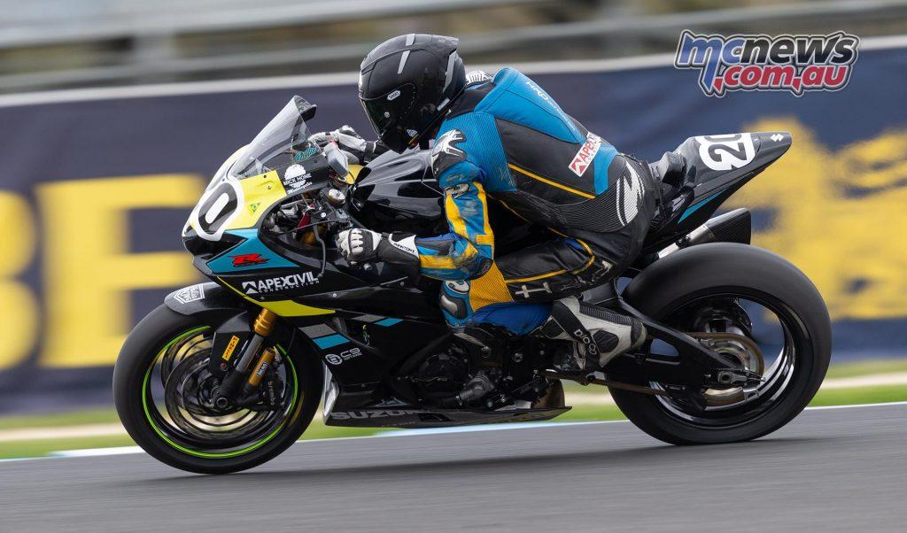 MotoGP TBG Rnd Phillip Island Alex Phillis TBG