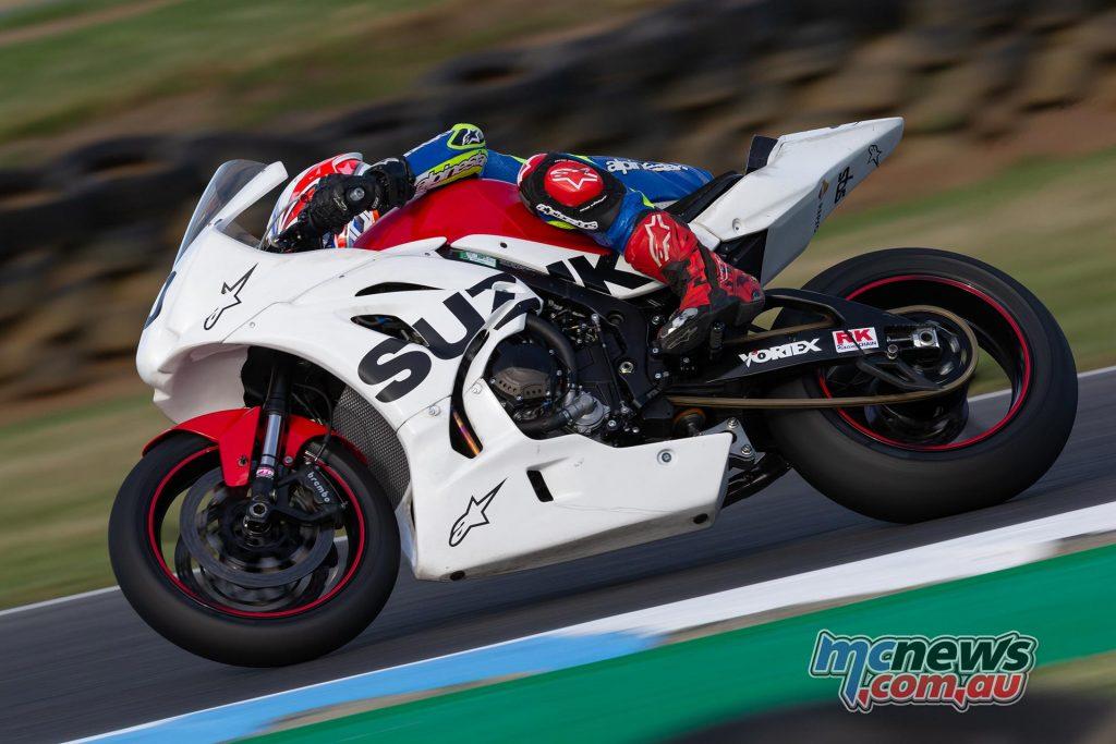 MotoGP TBG Rnd Phillip Island Marcus Chiodo TBG