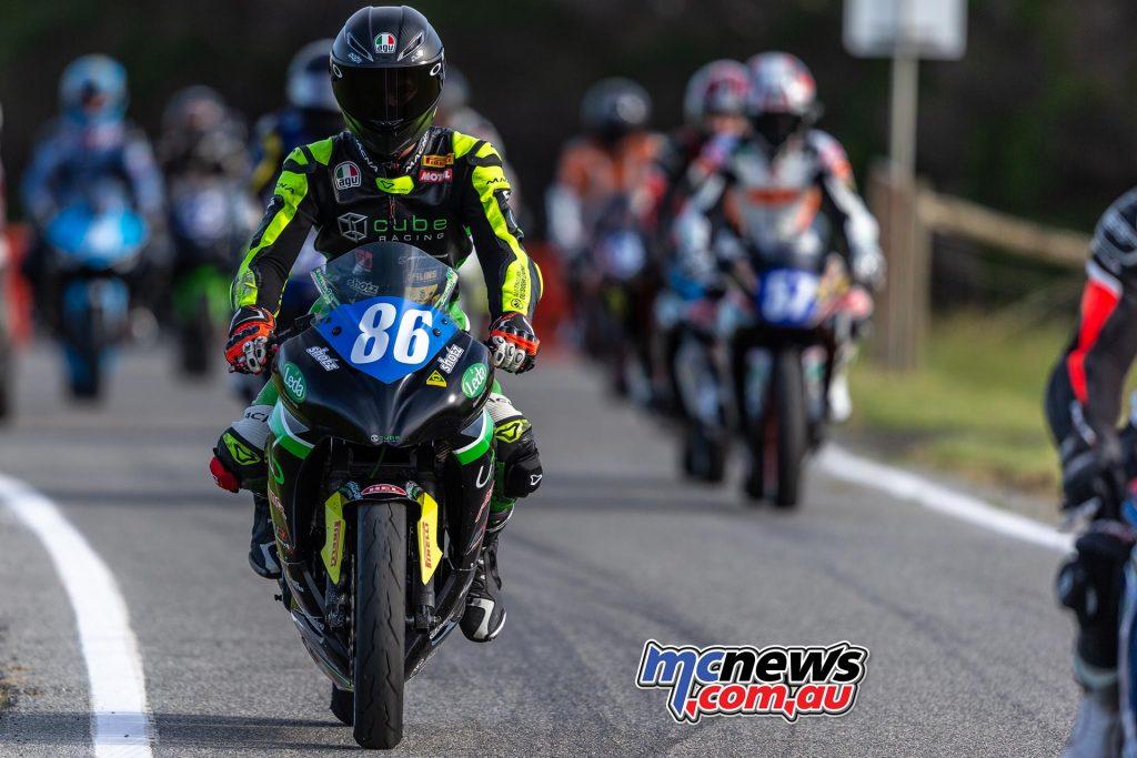 MotoGP TBG Rnd Phillip Island Oli Bayliss TBG