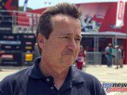 MotoGP Stewards Panel Chairman Freddie Spencer