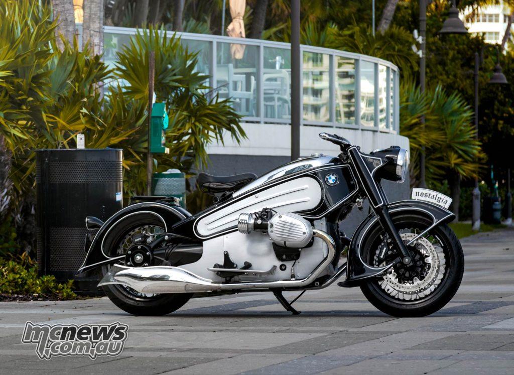 NMOTO Nostalgia Project BMW R Homage