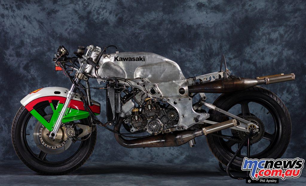PA Kawasaki KR