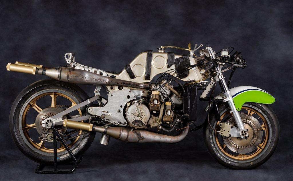 PA Kawasaki KR Eddie Lawson big
