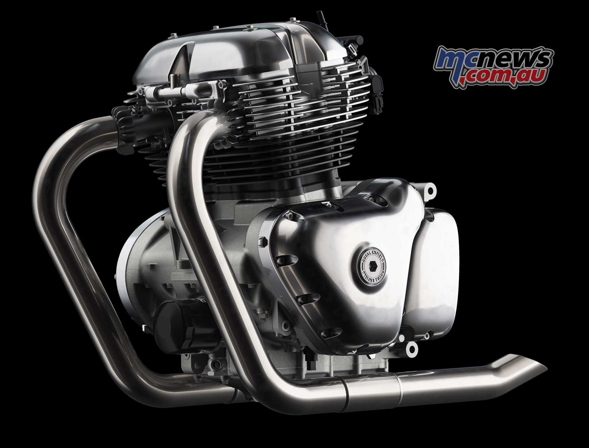 Royal Enfield Engine