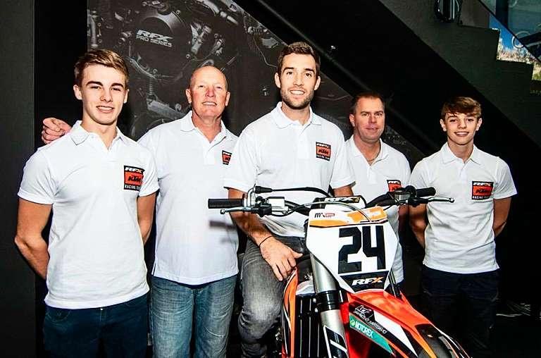 Shaun Simpson RFX KTM