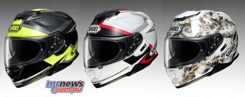 Shoei GT Air II Sena Ready Helmet