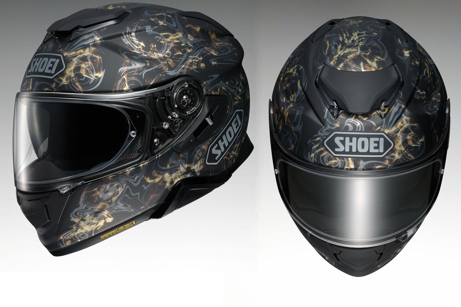 Shoei Gt Air >> Shoei's new GT-Air II Helmet arrives March | Sena SRL2 ready | MCNews.com.au
