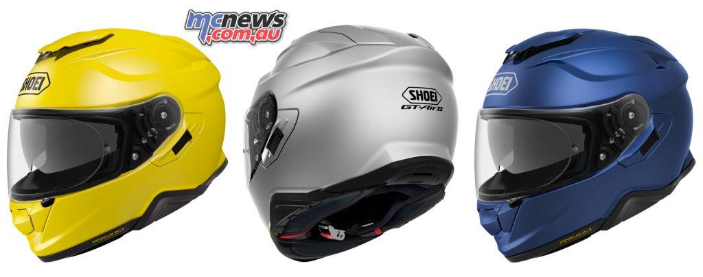 Shoei GT Air II Sena Ready Helmet LightSilver