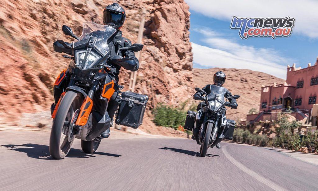 KTM Adventure Action